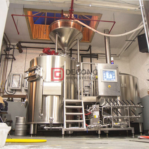 7BBL Turnkey Commercial Steel Craft Brewing Equipment for Sale