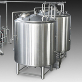 1500L Commercial Automated Turnkey Beer Brewing Equipment for Sale