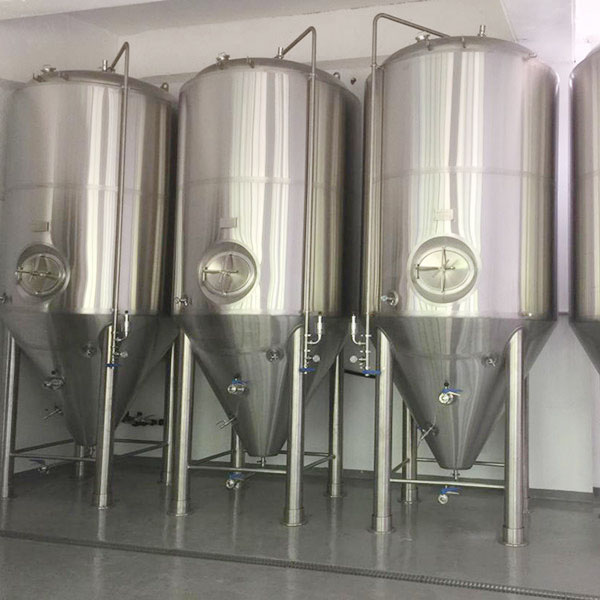 1000L 2/3/4 vessel steam heated commercial beer brewing equipment for sale