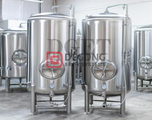 15BBL Stainless Steel Commercial Craft Beer Equipment Brite Tank / Secondary Tank Sanitary for Sale