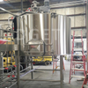 2000L Professional Commercial Stainless Steel Beer Mashing Machine Beer Making Equipment