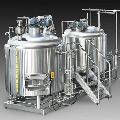 1500L commercial high-quality stainless steel beer brewing equipment for sale