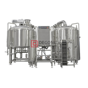 600L Beer Saccharify Equipment Nanobrewery System Beer Brewing Equipment for Sale