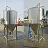 2000L Craft Brewing Equipment Stainless Steel Conical Beer Fermentation Fermenting Equipment