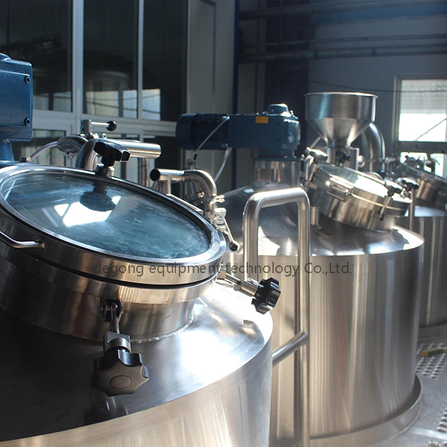 1000L SUS 304 Craft Brewery Vessel / Brewhouse System Customized Beer Fermentation Tank for Sale