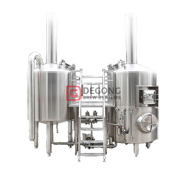 100L/500L Home Micro Craft Beer Brewery Customizable Beer Brewing Equipment Manufacturer
