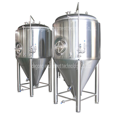 1000L Stailless Steel High Quality Beer Brewing Equipment Fermenter Brewmaster for Sale