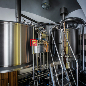 10BBL Customizable Commercial Used Beer Fermenting Brewery Equipment Stainless Steel Fermentation Tank
