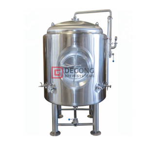15BBL Sanitary Stainless Steel Craft Brewery Equipment Brite Tank / Serving Tank for Sale