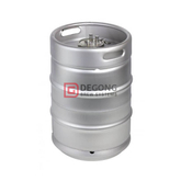 50L Stainless Steel Beer Keg Customizable with A/S/G Spear EURO DIN US Standard for Sale