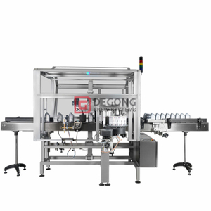 Automatic Bottle labeling machine round and Irregular beer bottle labeler sticker machine for bottles