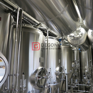 1000L Commercial Industrial stainless steel beer brewing equipment for sale