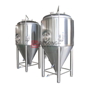 20HL Stainless Steel Dimple Jacket Conical Fermentation Tank Beer Microbrewery Equipment Plant in Australia