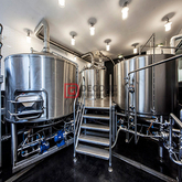 14 BBL Industrial Beer Brewing Equipment China Craft Beer Equipment Nano Machine Manufacturer