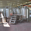 500L 700L 1000L Customized PLC Control Beer Brewing System Commercial Brewery Equipment for Sale