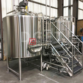 SS 304 1000l Conical Fermenter Stainless Steel Automatic Beer Brewing Equipment for Sale