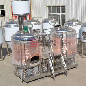1500L commercial customized high-quality steel beer brewing equipment for sale