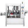 Fully automatic carbonated drink 2000-3000BPH brewery canning equipment / machine