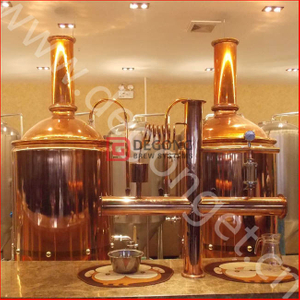 500L Customizable Turnkey High Quality Beer Brewing Equipment for Sale