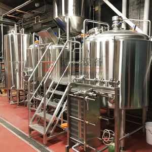 1000L Available commercial brewery used Stout/Pale ale/IPA fresh beer brewery tank equipment for sale