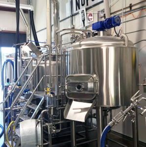 10BBL 20BBL 30BBL Large Scale Customized Commercial Business Used Brewery Equipment Turnkey Brewing System