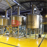 Large Beer Brewing Equipment 3000L per batch for industrial beer brewing system