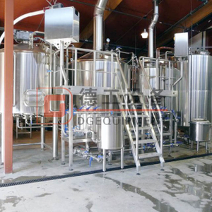 500L Chinese Craft Beer Equipment Top of The Line Brewing Equipment Beer Stainless Steel Fermenter for Sale