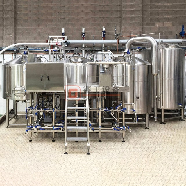 15BBL Professional brewery equipment Brewhouse and beer cellar equipment to be sold