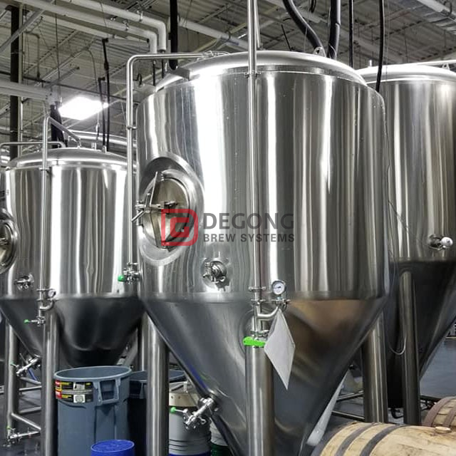 SUS 304 sanitary 10BBL Premium quality beer fermentation tank/unitanks/brewery fermeters hot sale in USA