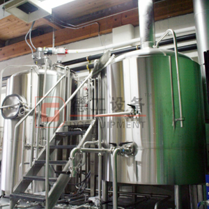 A Complete of 10hl 20hl 30hl Commercial Brewery Equipment Craft Beer Making Machine Near Me