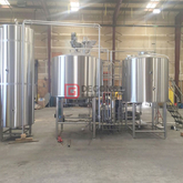 7 BBL 800l brew systems premium stainless steel for medium scale breweries
