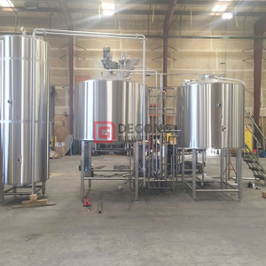 Build A New 10HL Brewery for Starting Beer Business with Decent Quality