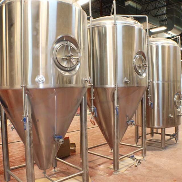 1000L Commercial Brewery SS304/316 Gravity Beer Brewing Equipment Brew Kettle for Sale