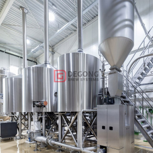 20 BBL Turnkey Brewery equipment customized beer brewing equipment hot sale in America