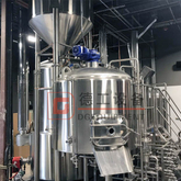 Buy Micro Beer Production Equipment Brewery System for Wheat Beer 300l,500l,600l,1000l,2000l Per Batch