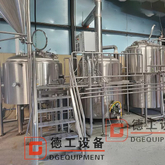 Double Wall Craft Brewery Equipment Apply To Breweries, Bars, Restaurants Commercial Or Industrial 10HL