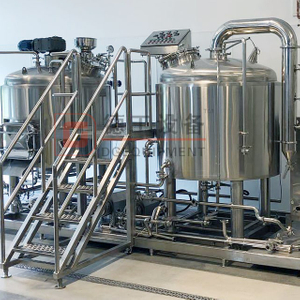 10BBL/1200L Microbrewery Equipment Craft Brewery System Beer Making Machine