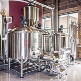 5HL 500L Micro Brewery Tank Small Home Beer Making Machine Hotel/restaurant Used Mini Beer Fermenting Tanks