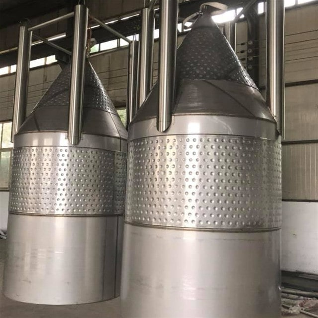 10HL Commercial SUS304 Conical Customized Beer Fermentation Tank / Unitank