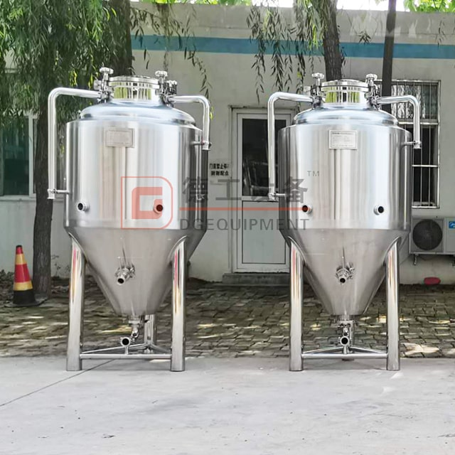 300L Automatic Stainless Steel Mixer /mash Lauter Tun Micro Brewery Tanks for Beer/coffee Brewing