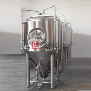 10BBL Malt Drink Beer Brewery System Alcohol Making Machine Fermenting Vessels for Sale
