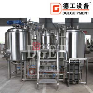 10HL Stainless Steel Microbrewery Fermentation Unitank CCT complete beer brewing system