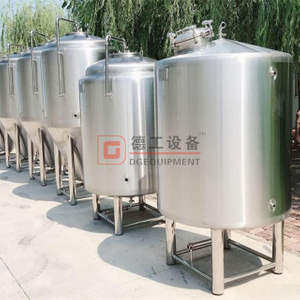 5HL-20HL volume fermentation tanks fermenting vessel fermenter conical dimple jacket