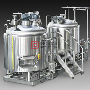 10BBL 2/3/4vessel craft commercial microbrewhouse equipment with CE certificate