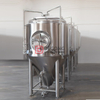 10 HL Copper stainless steel beer brewery equipment with PED CE ISO Certification