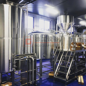 10BBL Commecial Used Profesional Fresh Beer Brewing Supplies LAGER Brewery Equipment for Craft Beer