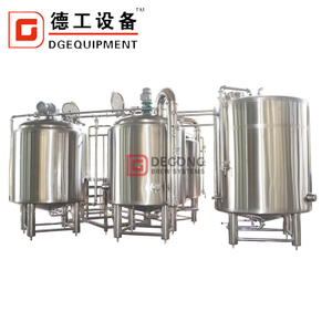 1000L Brewing Equipment Commercial Home Beer Brewing Brewery Equipment for Beer Making