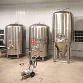 1000L Micro Beer Brewing Systems for Brewers Wanted Best Lager/ale Unitank Beer Fermenting Plant