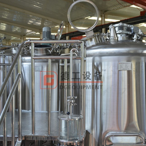 1000 Litre Turnkey Commercial Used Beer Brewing Equipment/middle Brewery Used Brewing System