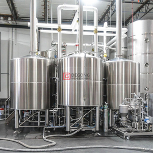 2000L stainless steel micro brewery equipment brewhouse for brew pub/ restaurant